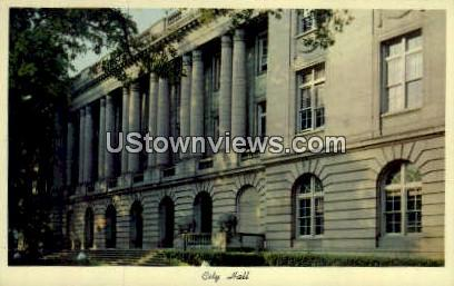 City Hall - Charlotte, North Carolina NC Postcard