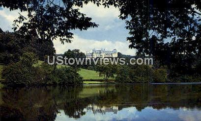 Biltmore House & Gardens - Asheville, North Carolina NC Postcard