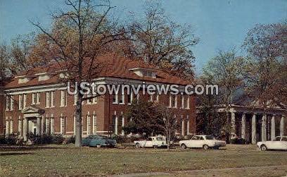 Queens College - Charlotte, North Carolina NC Postcard