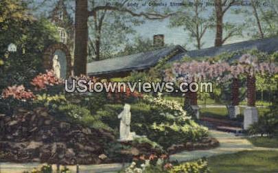 Mercy Hospital - Charlotte, North Carolina NC Postcard