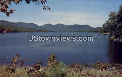 Lake Toxaway, North Carolina, NC, Postcard