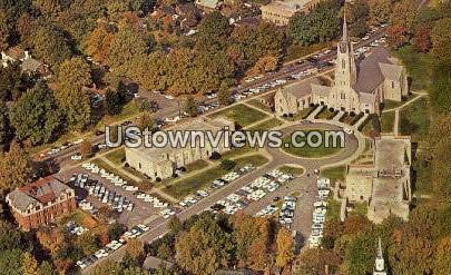 Convenant Presbyterian Church - Charlotte, North Carolina NC Postcard
