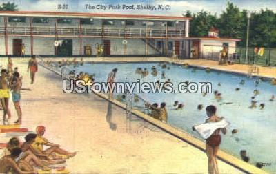 Lee H. Edwards High School - Asheville, North Carolina NC Postcard