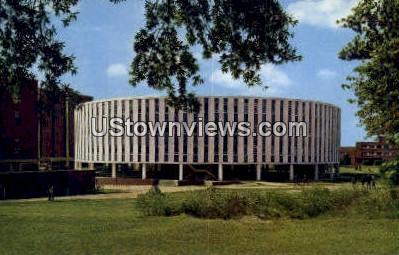 Harielson Hall - Raleigh, North Carolina NC Postcard