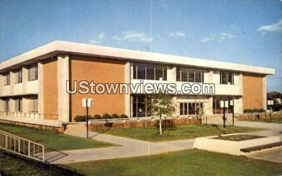 University Union, Shaw University - Raleigh, North Carolina NC Postcard