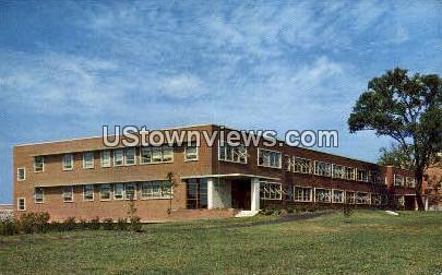 Kilgore Hall, NC State College - Raleigh, North Carolina NC Postcard