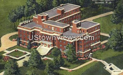 Rex Hospital - Raleigh, North Carolina NC Postcard