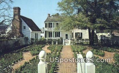 Cornwallis House - Wilmington, North Carolina NC Postcard