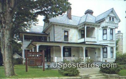 Thomas Wolfe Memorial - Asheville, North Carolina NC Postcard