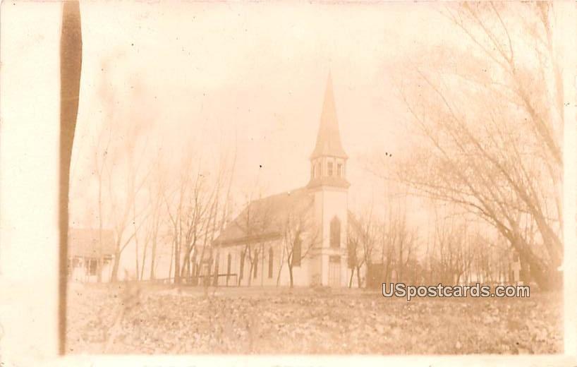 Chapel - Galchutt, North Dakota ND Postcard