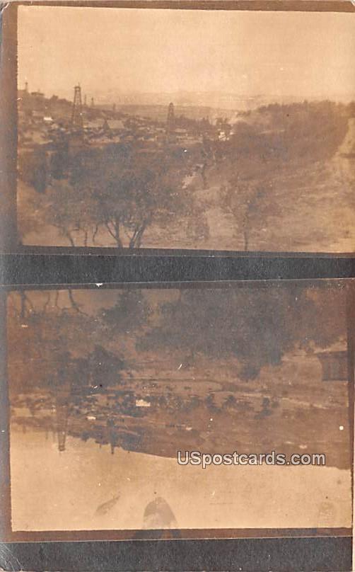 Oil Wells - Misc, North Dakota ND Postcard