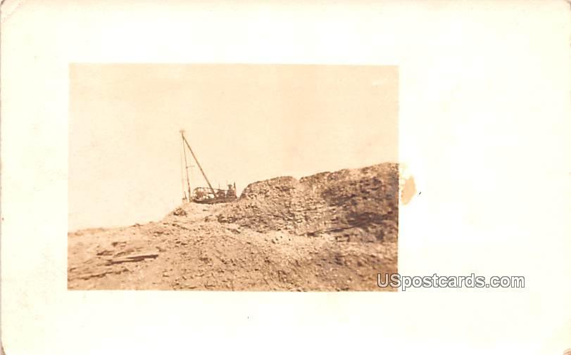 Oil - Misc, North Dakota ND Postcard