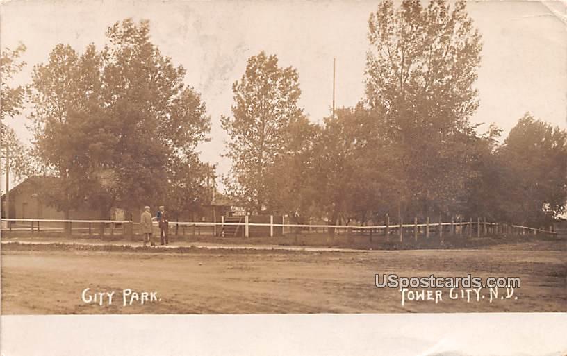 City Par - Tower City, North Dakota ND Postcard