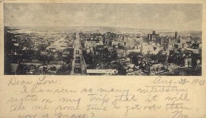 Omaha , Nebraska Postcard