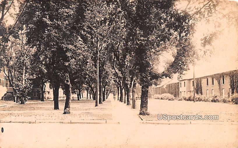 Midland College - Fremont, Nebraska NE Postcard