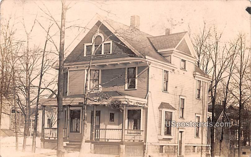 Residence - Fremont, Nebraska NE Postcard