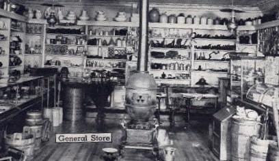 General Store - Lincoln, Nebraska NE Postcard