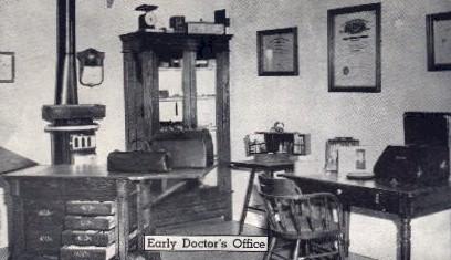 Early Doctor's Office, Pioneer Village - Lincoln, Nebraska NE Postcard
