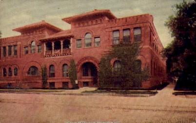 Lincoln Sanitarium - Nebraska NE Postcard