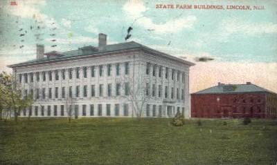 State Farm Building - Lincoln, Nebraska NE Postcard