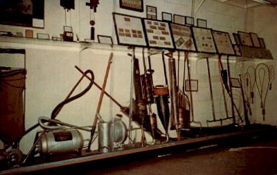 Vacuum Cleaners- Pioneer Village - Lincoln, Nebraska NE Postcard