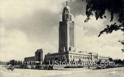Lincoln, Nebraska,     :          Lincoln, NE Postcard