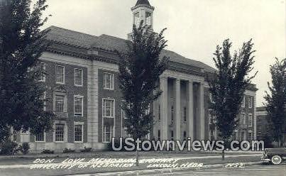 Real Photo -  University of Nebraska - Lincoln Postcard