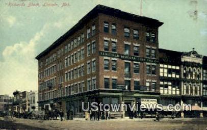 Lincoln Mutual Fire Insurance Co.  - Nebraska NE Postcard