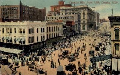 Douglas West - Omaha, Nebraska NE Postcard