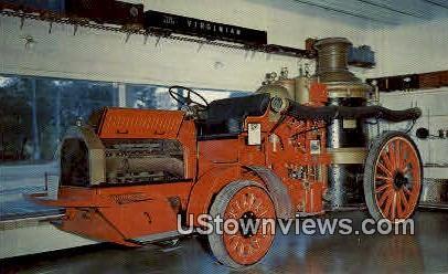 The Steam Pumper, Pioneer Village - Minden, Nebraska NE Postcard