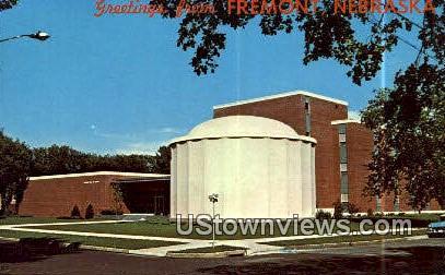 Midland Lutheran College - Fremont, Nebraska NE Postcard