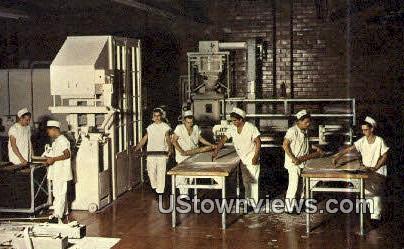 Young Bread Bakers - Boys Town, Nebraska NE Postcard