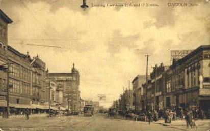 11th St. - Lincoln, Nebraska NE Postcard