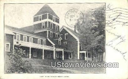 East View Shady Nook Farm - Misc, New Hampshire NH Postcard
