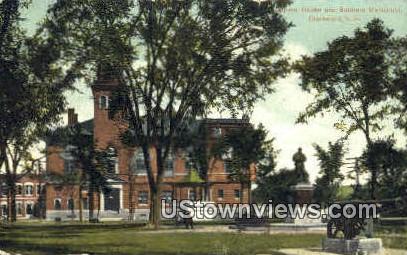 Opera House - Claremont, New Hampshire NH Postcard