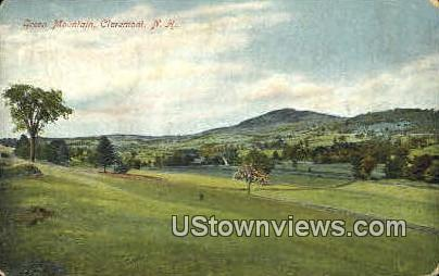 Green Mountain - Claremont, New Hampshire NH Postcard