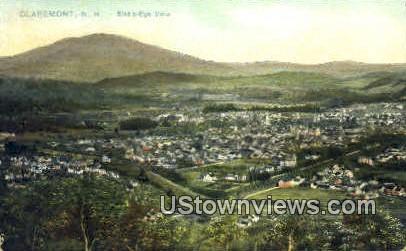 Claremont, NH, New Hampshire Postcard