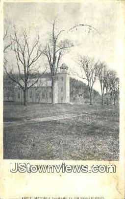 Union Church - Claremont, New Hampshire NH Postcard