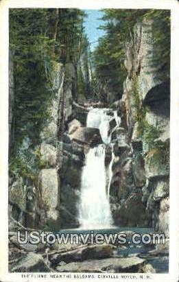 The Flume - Dixville Notch, New Hampshire NH Postcard