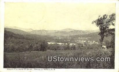 Errol - Dixville Notch, New Hampshire NH Postcard