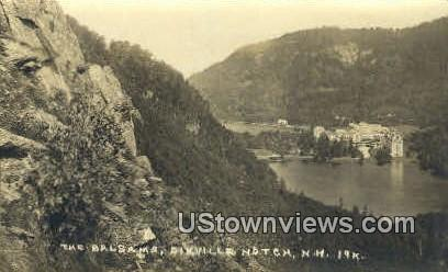 Real Photo The Balsams - Dixville Notch, New Hampshire NH Postcard