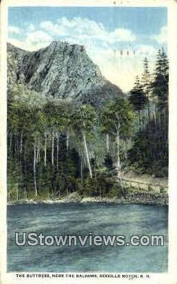 The Buttress - Dixville Notch, New Hampshire NH Postcard