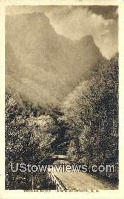 Dixville Notch, NH, New Hampshire Postcard