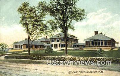 The New Hospital - Dover, New Hampshire NH Postcard