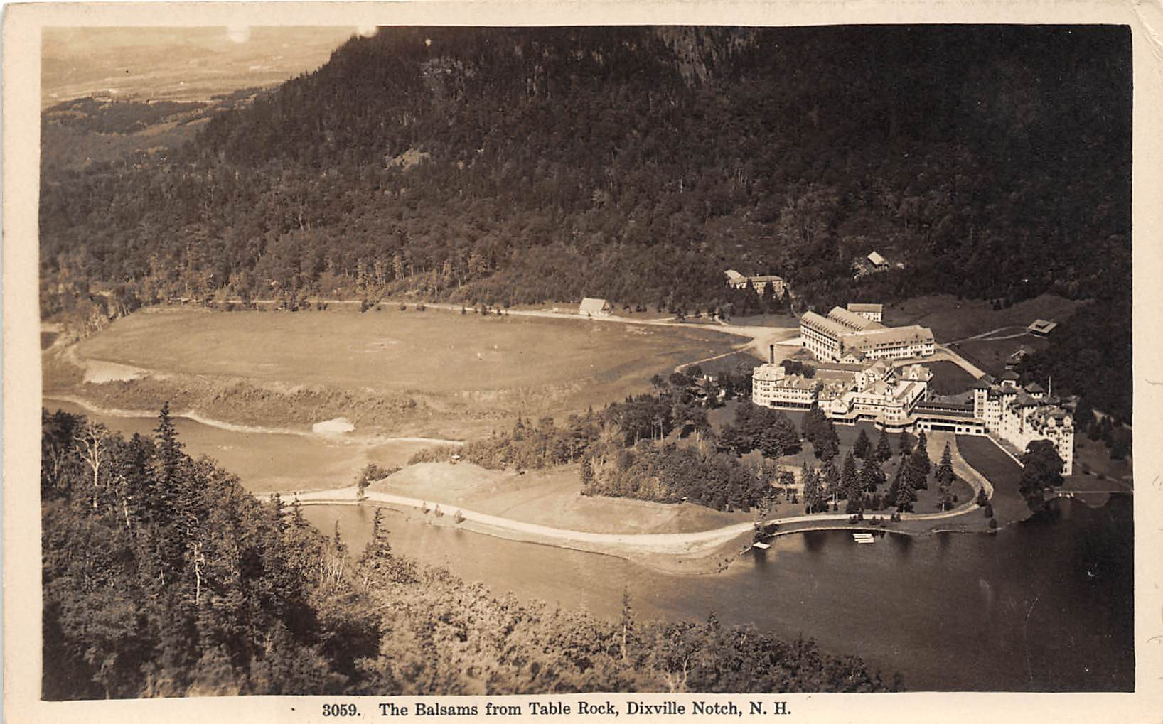Balsams - Dixville Notch, New Hampshire NH Postcard