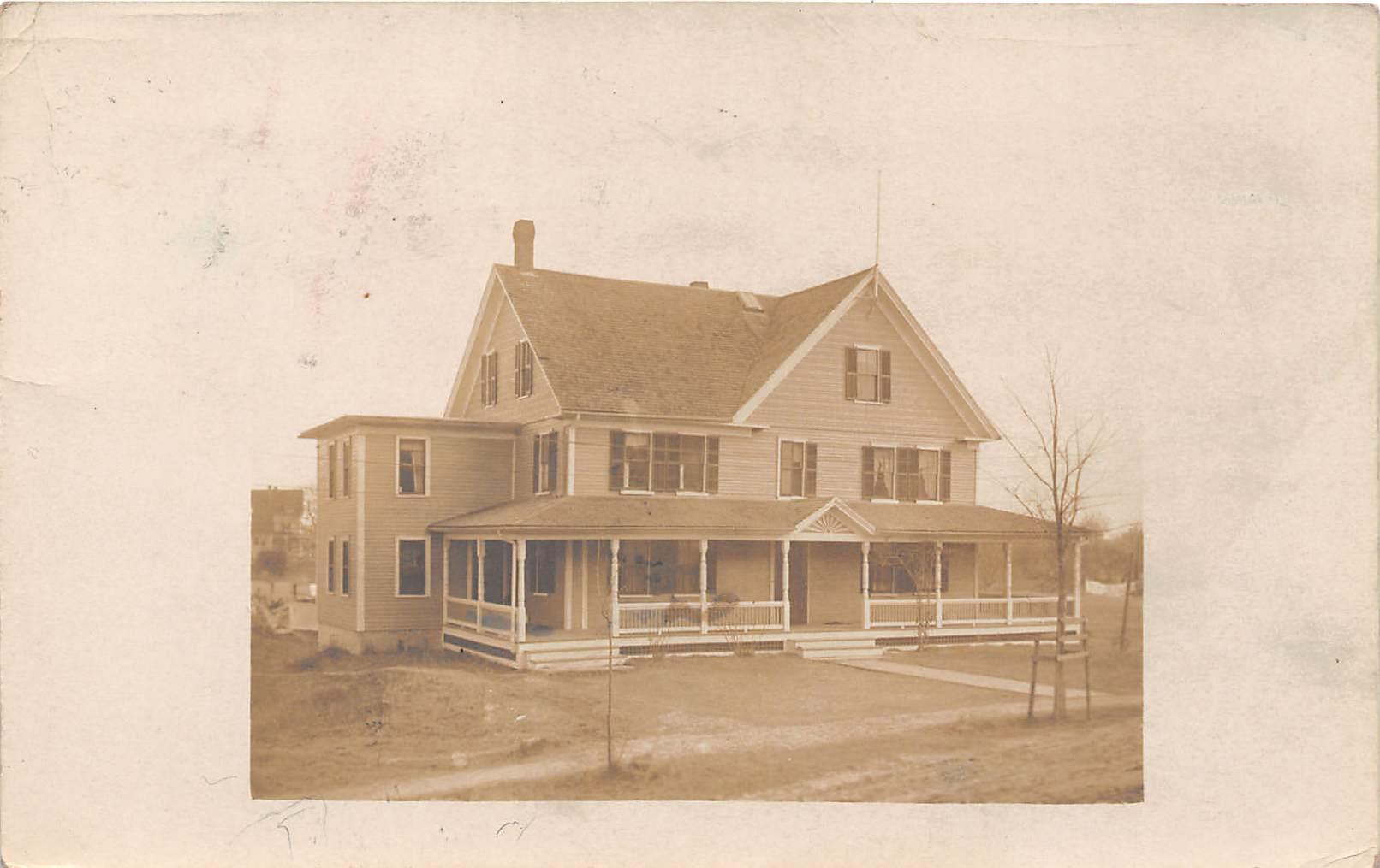 Building - Durham, New Hampshire NH Postcard