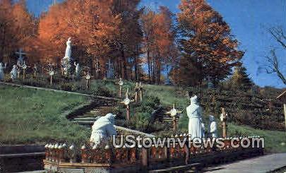 Shrine of Our Lady of La Salette - Enfield, New Hampshire NH Postcard