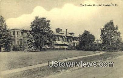 The Exeter Hospital - New Hampshire NH Postcard