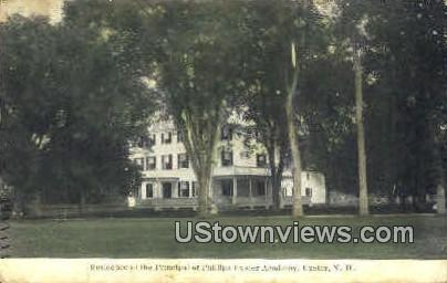 Phillips Exeter Academy - New Hampshire NH Postcard