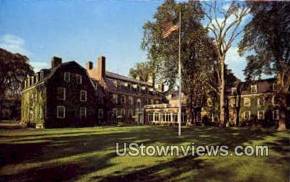 Exeter, NH, New Hampshire Postcard